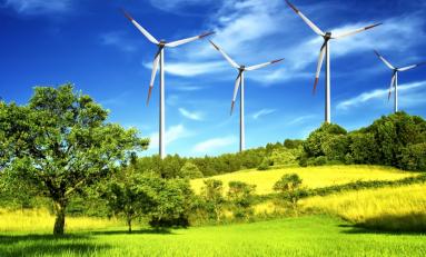 В Запорожье построят крупнейшую в Европе ветроэлектростанцию мощностью 500 МВт. Проект стоимостью 700 млн евро планируют завершить уже в 2019 году