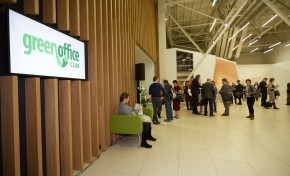 Зеленый офис — основной тренд Года экологии в России