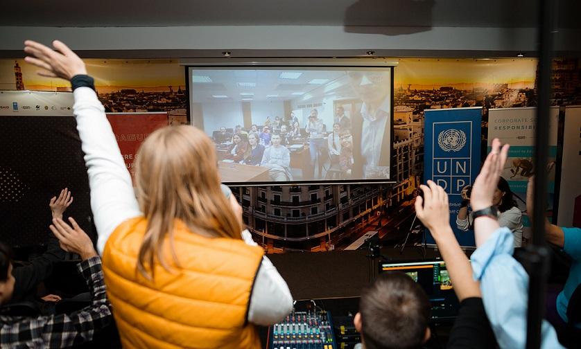 Российские инноваторы впервые приняли участие в глобальном климатическом хакатоне