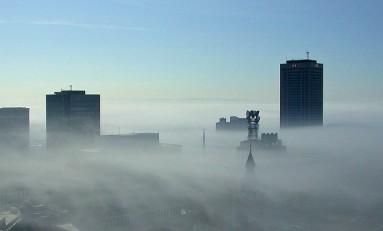 Эксперты выявили в 2017 году рекордный уровень загрязнения атмосферы