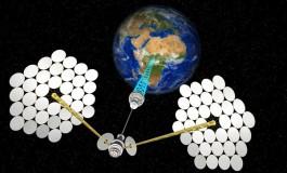 Первая космическая солнечная электростанция будет Китайской
