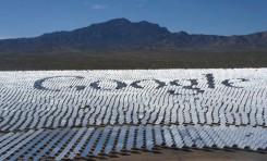 Все предприятия Google переведены на возобновляемую энергию