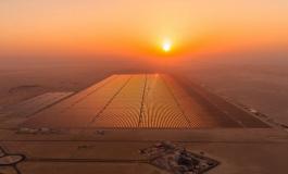 Египет строит крупнейший мире солнечный хаб - Benban Solar Park
