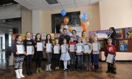 «Ростелеком» наградил победителей детского конкурса «Я рисую безопасный интернет» во Владикавказе