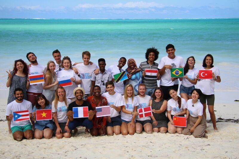 «Балтика» объявляет о старте конкурса на участие в международной образовательной программе Young Global Pioneers