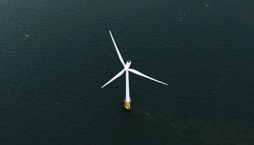 Плавучие ветровые турбины оказались эффективнее береговых
