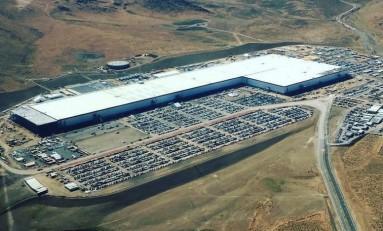 Началось строительство крупнейшей в мире крышной СЭС на Гигафабрике Tesla