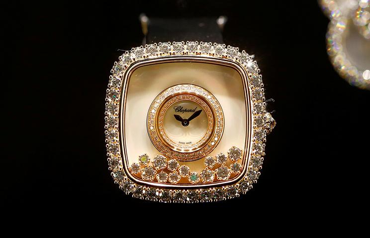 Швейцарский производитель ювелирных изделий будет использовать устойчиво добытое золото