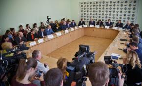 Метинвест представил общественности Мариуполя отчет о выполнении экологических проектов