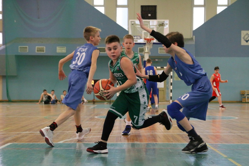 «Ростелеком» провел в Самаре первый юношеский турнир года по стритболу