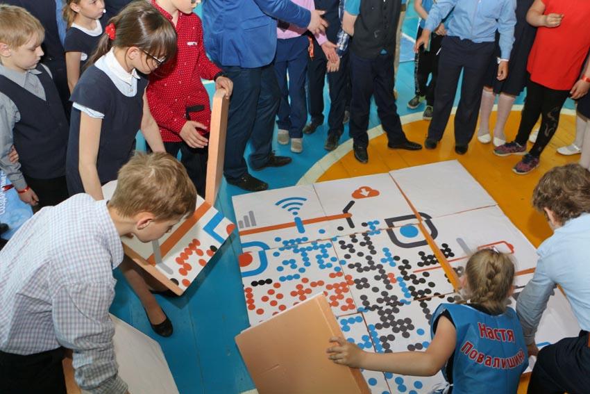 «Ростелеком» показал школьникам мир телекоммуникаций