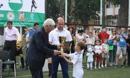 «Ростелеком» чествовал ветеранов футбола в Кабардино-Балкарии