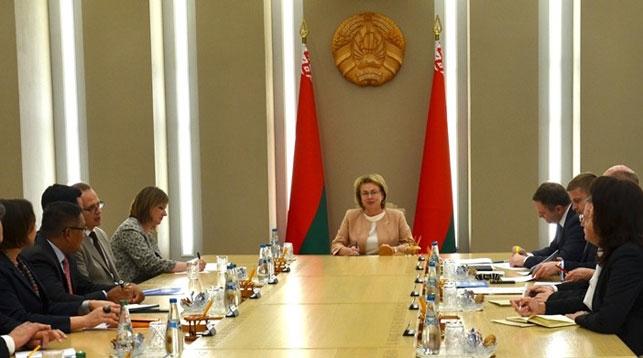 Беларусь реализует с международными партнерами масштабный проект по достижению ЦУР