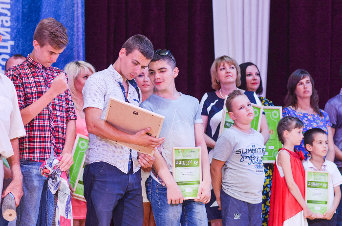 Жители Мариуполя получили гранты от Группы Метинвест на благоустройство города