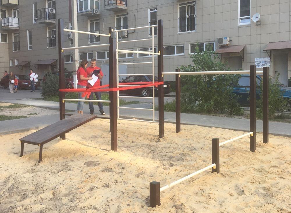 МТС подарила волгоградским поклонникам уличного спорта новую площадку