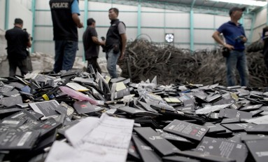 Таиланд запретит ввоз в страну электролома и пластиковых отходов