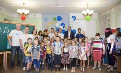 Сотрудники завода P&G в Новомосковске помогли подготовить детей к 1 сентября