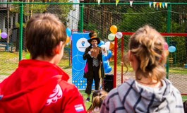 «Ростелеком» помогает детям Красноярского края выздоравливать