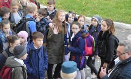 Омские школьники побывали на объекте гражданской обороны в здании «Ростелекома»