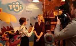 Впервые на российском телевидении:  в эфире детского телеканала TiJi появится мультфильм для незрячих детей