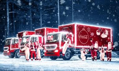 «Рождественский Караван» Coca-Cola в России: новый инклюзивный формат главного социального проекта компании