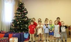 «Стань Дедом Морозом»: «Ростелеком» в Новосибирске исполнил новогодние мечты детей