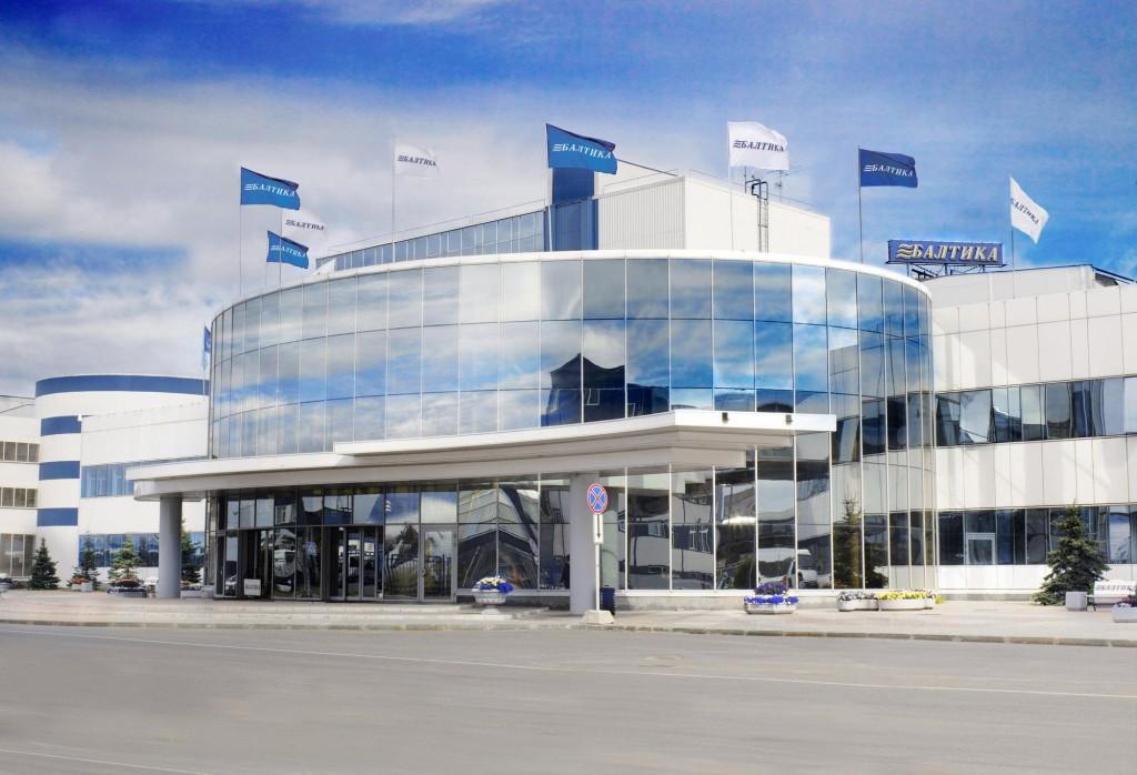 «Балтика» завершает строительство крупного экологического объекта в Новосибирске