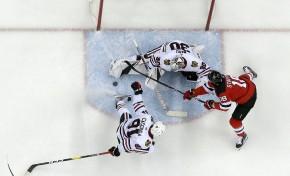 Игроков NHL оденут в переработанный пластик