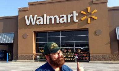 Сеть магазинов Walmart планирует сократить количество пластиковой упаковки