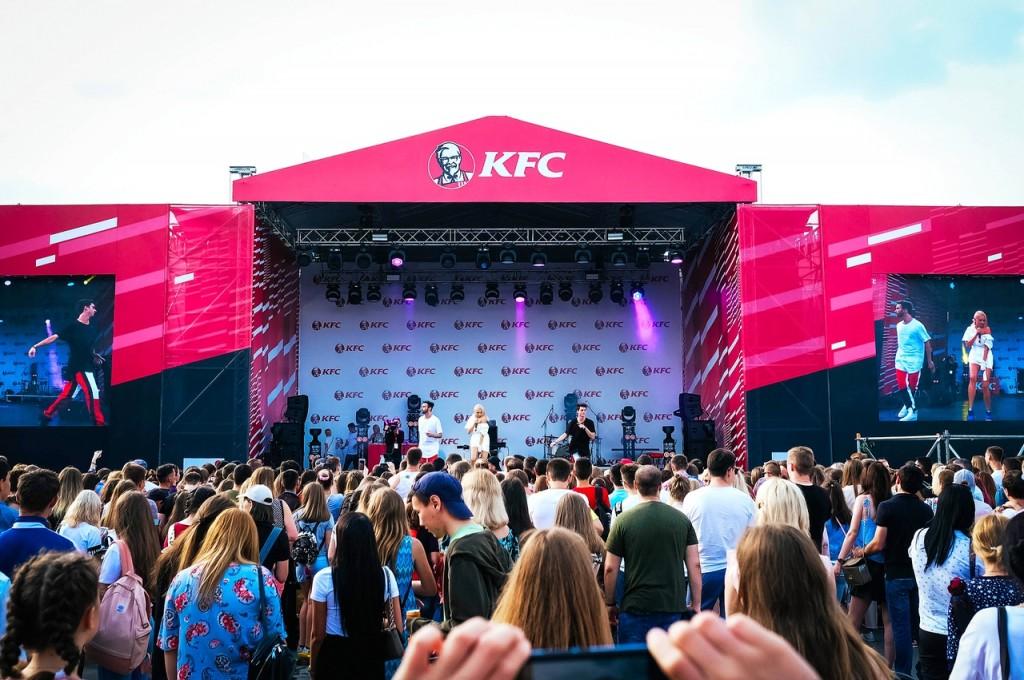 Меняй мир к лучшему вместе с KFC BATTLE. Объявлен старт приема работ по направлению волонтерство