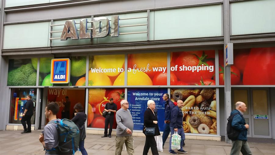 Сеть супермаркетов ALDI сделает всю упаковку экологичной