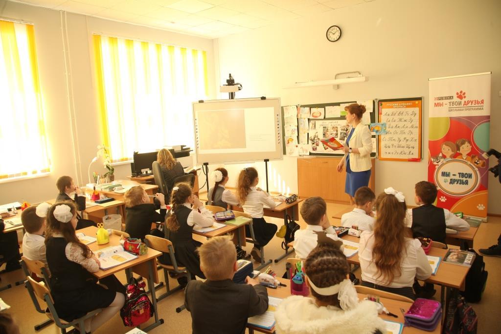Более 16000 калужских школьников получили знания об ответственном отношении к домашним животным