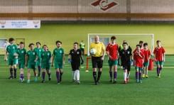 В Москве прошел столичный этап футбольного турнира среди команд из детских домов и школ-интернатов «Будущее зависит от тебя»