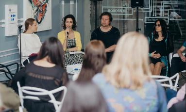 """Молодое искусство – возраст известности: 28 мая в Москве прошла дискуссия в области """"Diversity & Inclusion"""""""