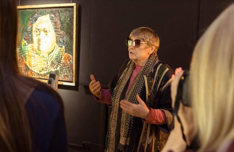 Художницы и город. В Минске откроется выставка Зои Литвиновой и Зои Луцевич