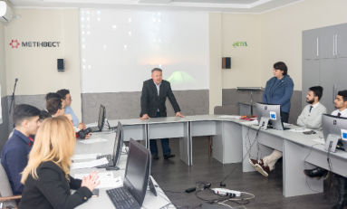 Группа Метинвест ежегодно будет инвестировать в профессиональное развитие криворожских студентов 3, 5 миллионов гривен