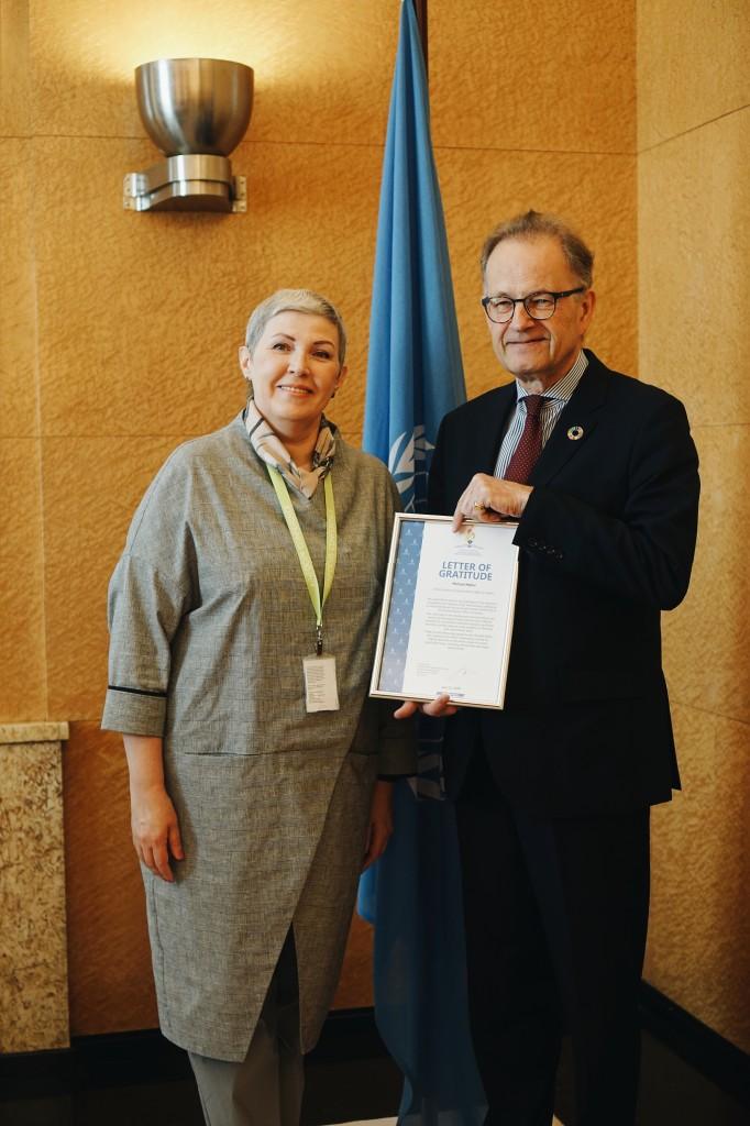 Российские инициативы получили поддержку на площадке ООН