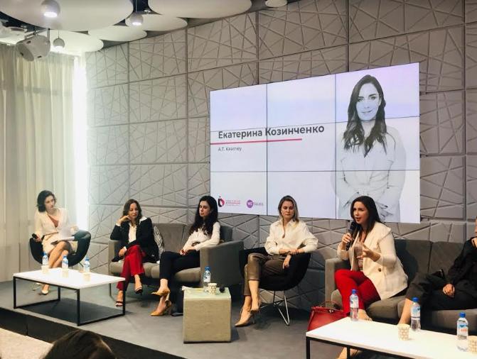 Международное комьюнити WE Talks совместно с Ассоциацией «Равные права и равные возможности» обсудили гендерный вопрос на примере кейсов женщин-предпринимателей