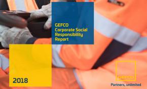Отчет GEFCO о корпоративной социальной ответственности за 2018