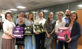 Сотрудники АРМЗ присоединились к акции «Рюкзак для друга»