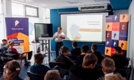 «Ростелеком» провел урок кибербезопасности в волгоградском технопарке «Кванториум»