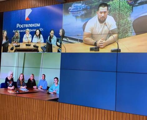 «Ростелеком» провел итоговую конференцию в рамках проекта «Эстафета наставников — путь в цифровую Россию»