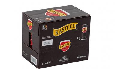 Smurfit Kappa разработала экологичную упаковку для пивоварни Kasteel Brouwerij Vanhonsebrouck