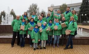 29 сентября 2019 года состоялся II экологический выезд волонтеров Росатома