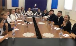 «Ростелеком» в Иркутске провел телемост на всероссийском открытом уроке «Спасатели»