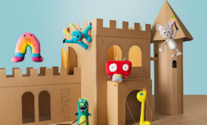 Компания ИКЕА запускает кампанию «Давай играть!» и  представляет новую коллекцию по мотивам детских рисунков