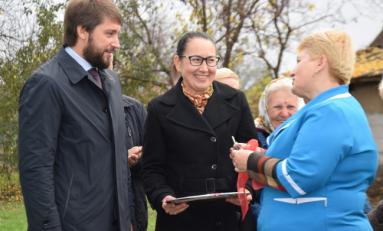 Компания Метинвест делает комфортнее жизнь петровчан