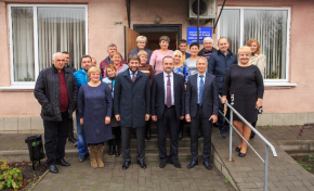 Промышленные комбинаты поддержат развитие десяти сел Криворожского района