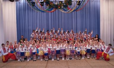 СевГОК сделал подарок танцорам и зрителям дворца культуры «Северный»