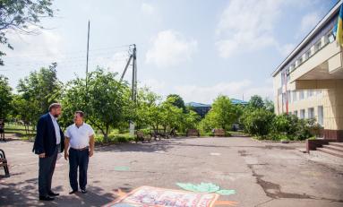Южный ГОК продолжит развивать социальную инфраструктуру в Новолатовской громаде